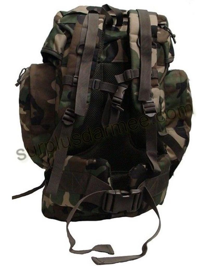 SGS Sac A Dos Style Militaire (4 Couleur) Camo 65 L