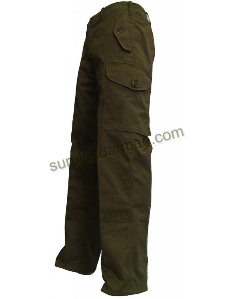 MILCOT Canadian Cargo Pants Khaki