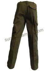MILCOT Pantalon Cargo Canadien Kaki