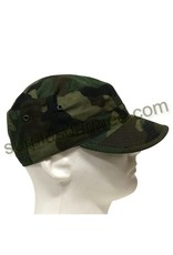SGS CAP G.I WOODLAND MILITARY STYLE SGS