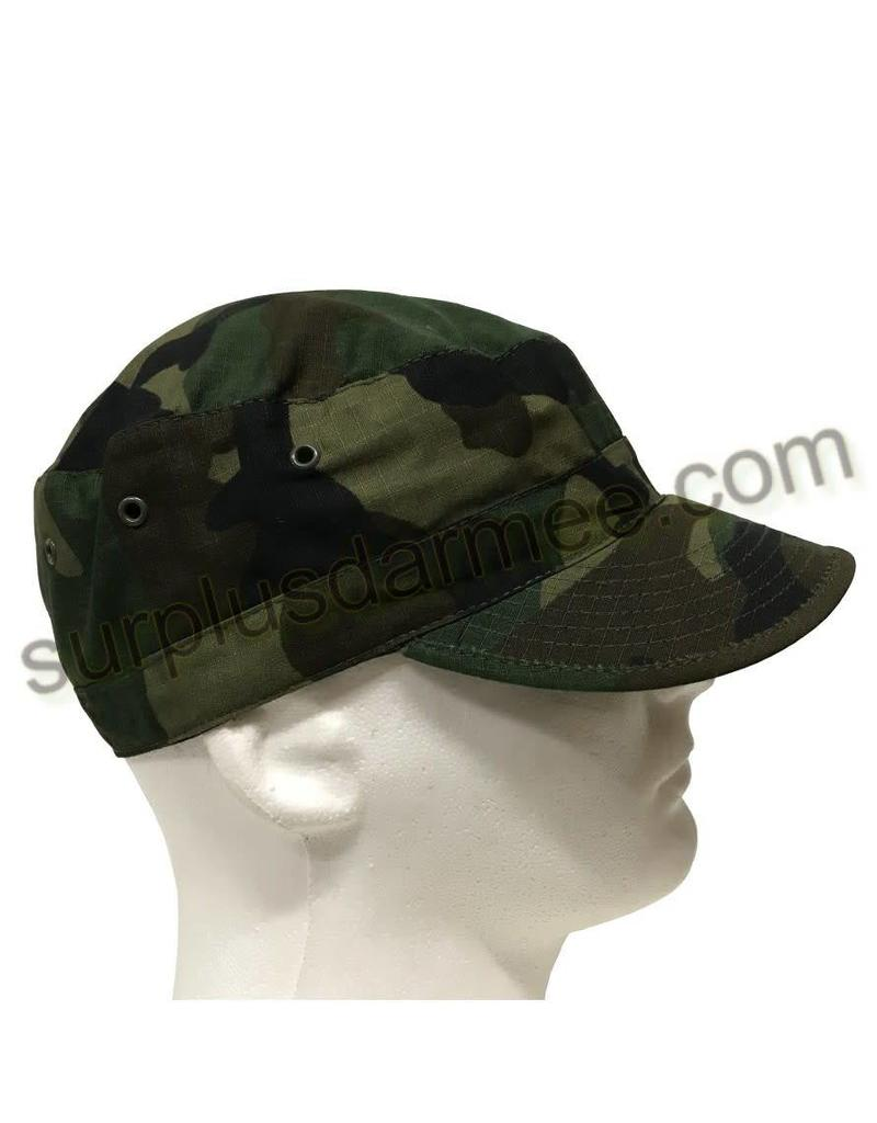 SGS CASQUETTE G.I WOODLAND STYLE MILITAIRE SGS