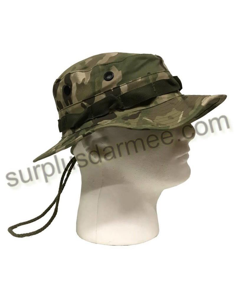 MILCOT Boonie Hat Chapeau Camouflage Multicam