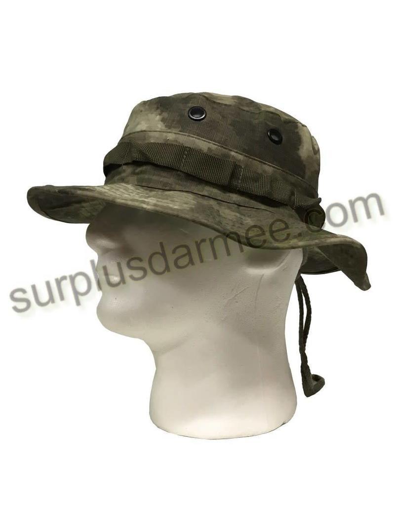 MILCOT Boonie Hat Chapeau A-Tacs Style Miliaire