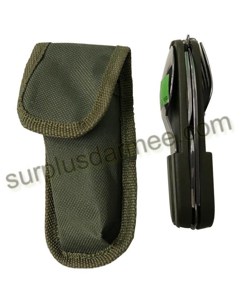 SGS Ustensile Multi-Fonction Kit Couteau Fourchette Petit SGS