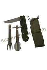 SGS Ustensile Multi-Fonction Couteau Fourchette Gros SGS
