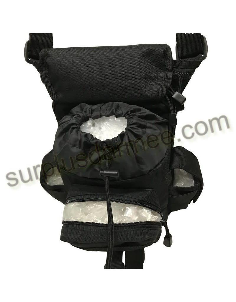 SGS Sac Tactical Pochette Taille et Jambe ou Bandoulière SGS