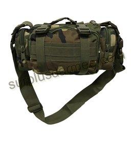 SGS Sac Pochette Taille et Bandoulière Tactical SGS