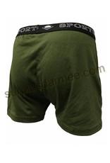 SPORTSMAN Boxer Sous-Vêtement Sportsman Olive Armée