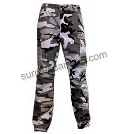 SGS Pantalon SGS Style Militaire Urbain