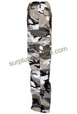 MILCOT Urban Military Style Pants