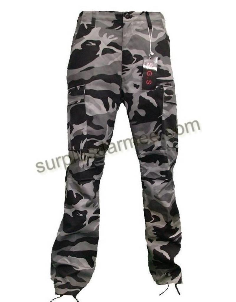 MILCOT Urban  Style Urban Military Pants
