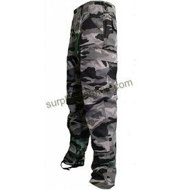 SGS Pantalon SGS Style Militaire Urbain Nuit