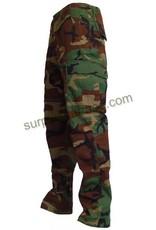 MILCOT Camouflage Woodland Pants