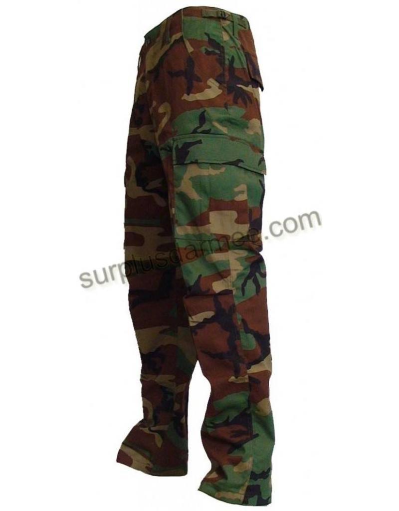 SGS Pantalon SGS Camouflage Woodland