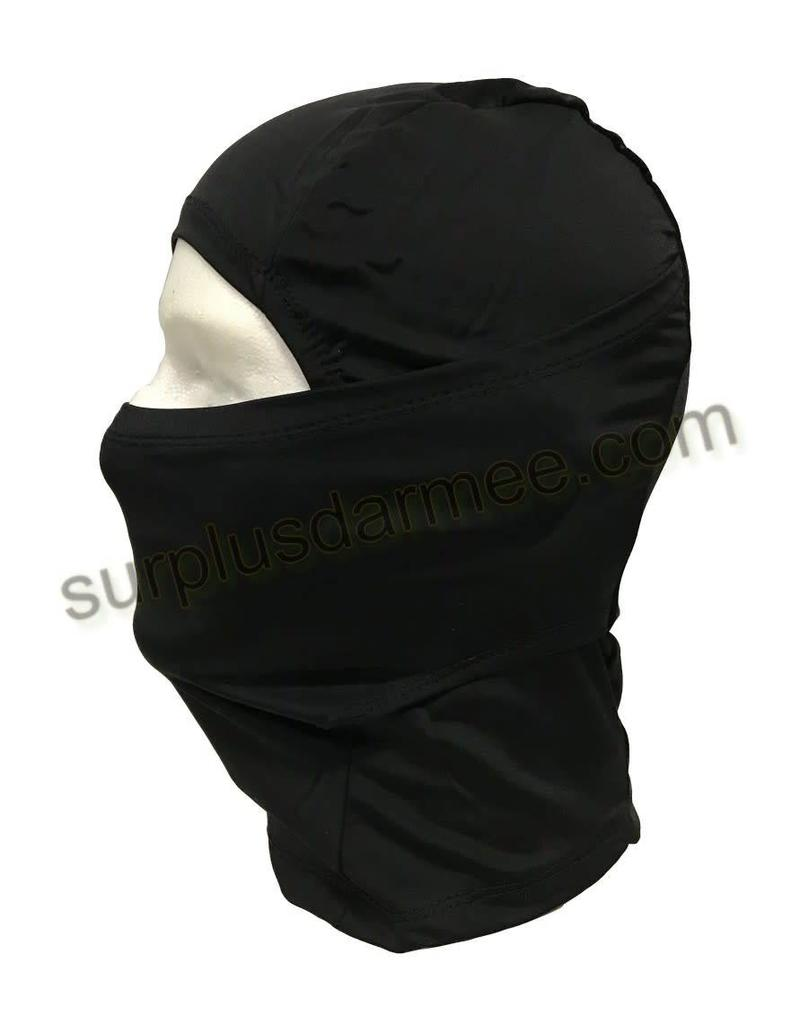 SGS Cagoule Tactical Ninja Noir SGS