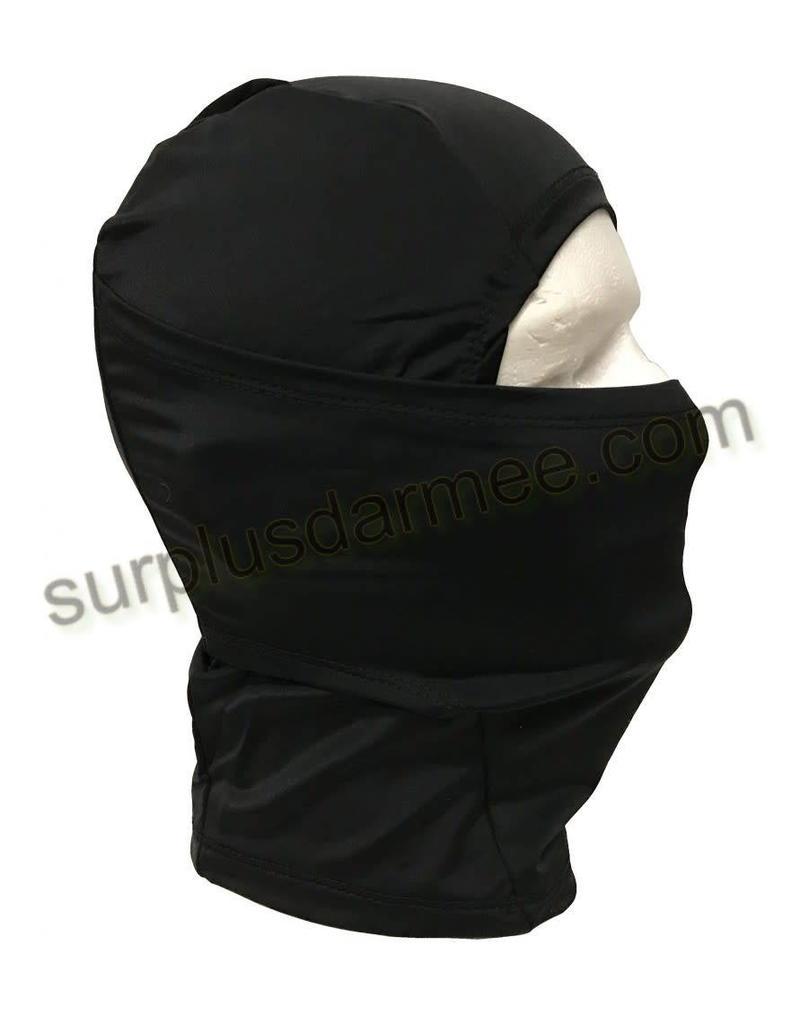 SGS Hood Ninja Black SGS