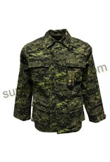 SGS Chemise Style Militaire BDU Cadpat SGS