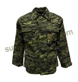 MILCOT Chemise Style Militaire BDU Cadpat