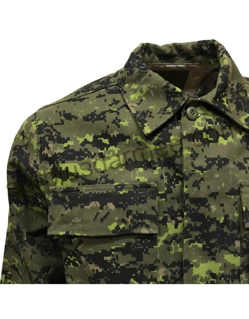 SGS BDU Cadpat Military Style Shirt SGS