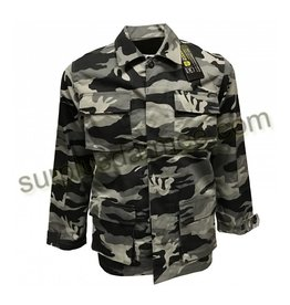 MILCOT BDU Shirt Urban Night Camo