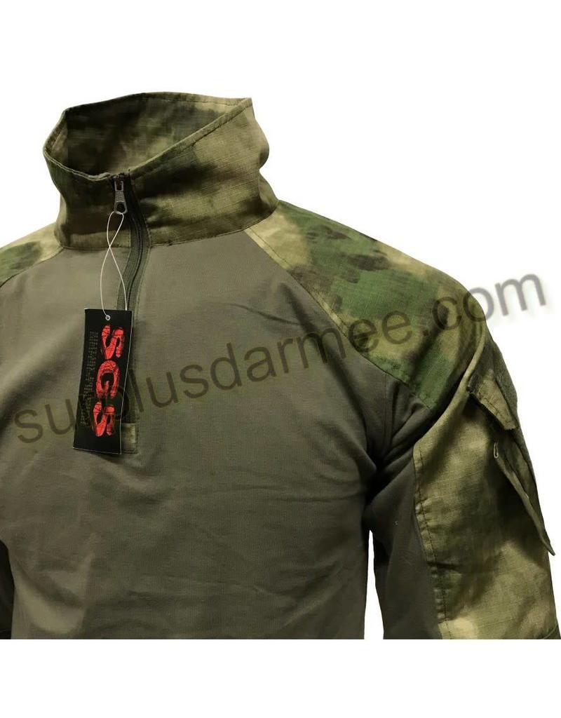 SGS Chandail de Combat Tactical E-Tacs FG SGS