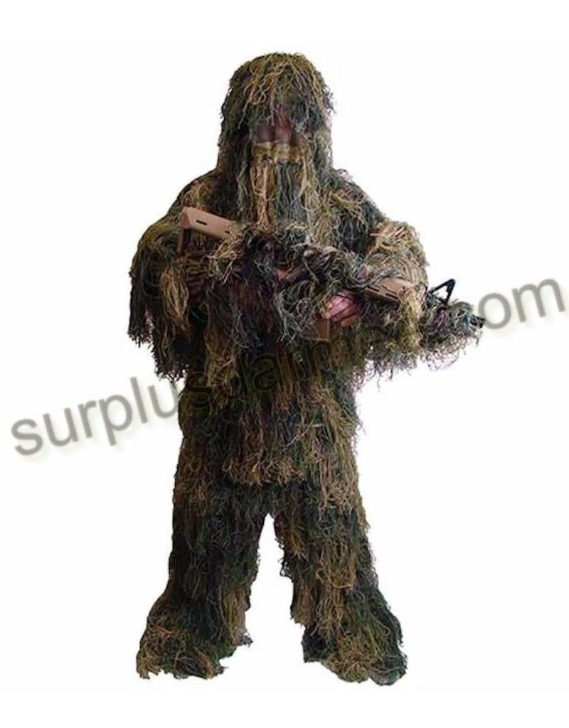 SGS Ghillie Suit Ensemble Camouflage SGS