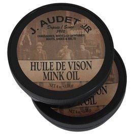 J.AUDET.JR Mink Oil Protector for Leather J.AUDET