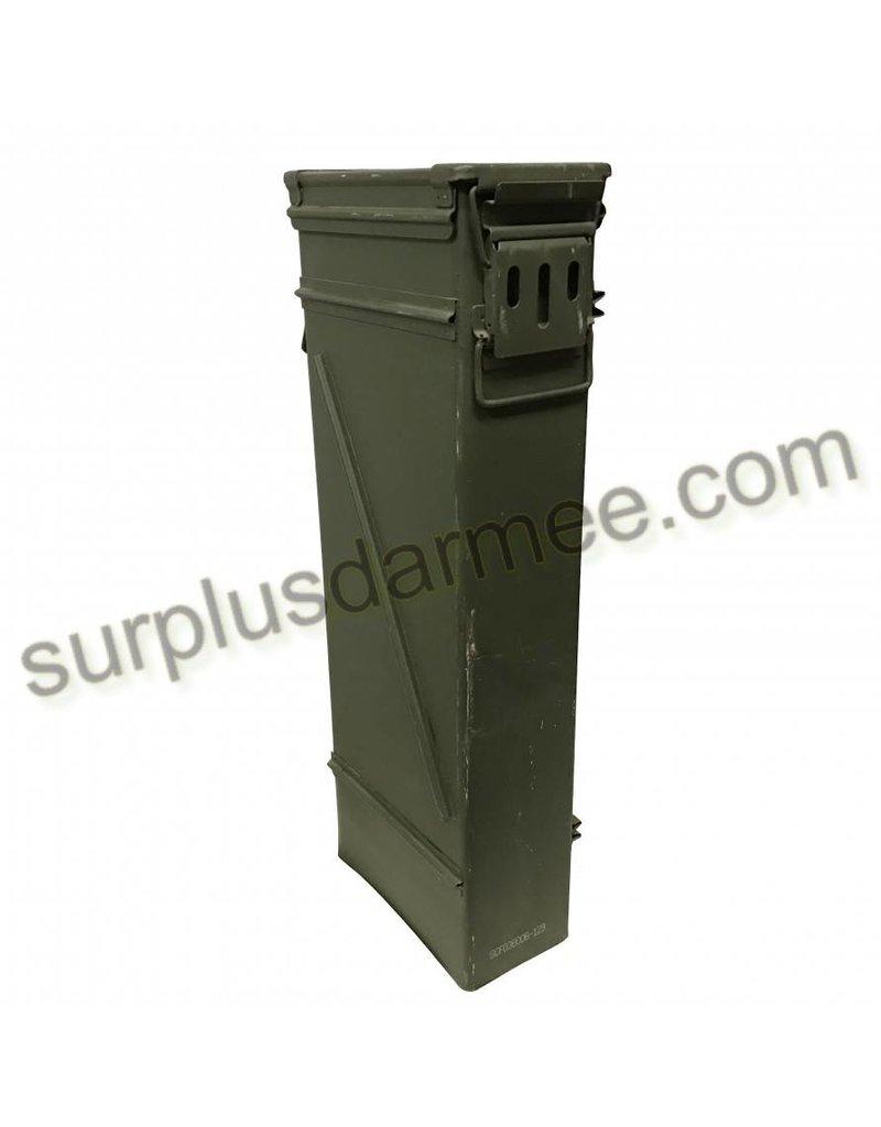 MILCOT Boite Munition Haute Militaire 16x32x81Usager