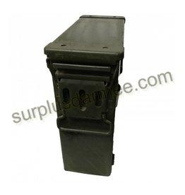 MILCOT Boite Munition Usagé Militaire U.S 37x15x35
