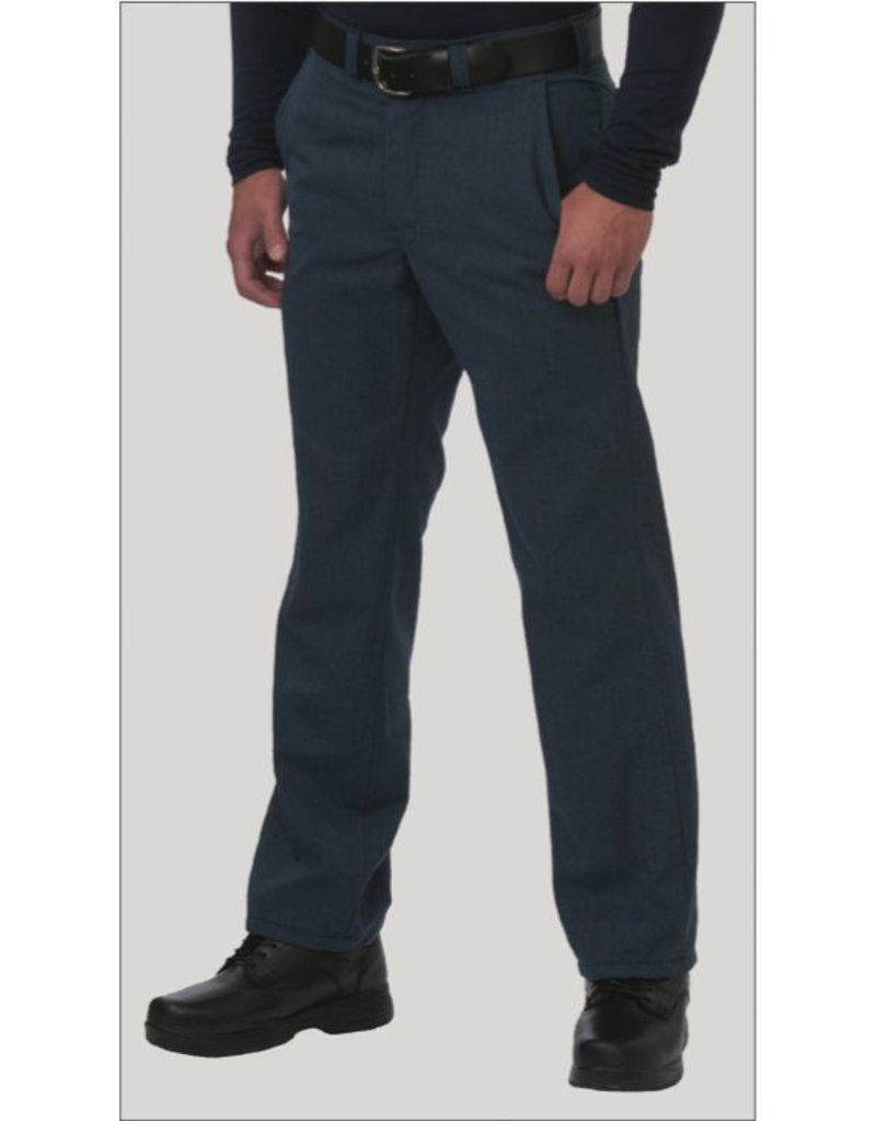 BIG-BILL Pantalon Big Bill Taille Base de Travail Navy