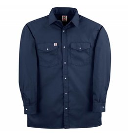 BIG-BILL Chemise Big Bill De Travail M-L Navy