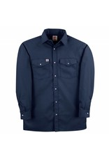 BIG-BILL Big Bill Work Shirt M-L Navy