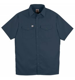 BIG-BILL Navy M-Short Big Bill Work Shirt