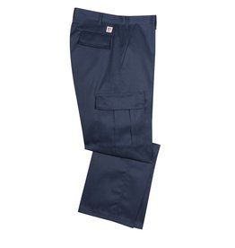 BIG-BILL Navy Big Bill Cargo Work Pants