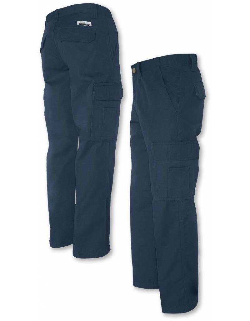 GATTS Pantalon Gatts Cargo de travail Noir MRB-011