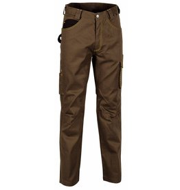 COFRA Cofra Walklander Cargo Brown Pant