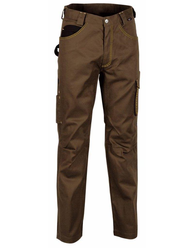 COFRA Cofra Walklander Cargo Brown Pant