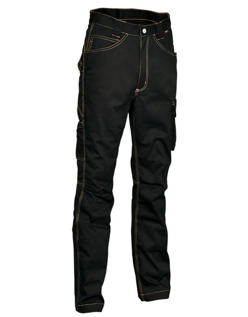 COFRA Work trousers Cofra Walklander Cargo Black