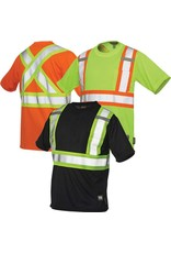 WORK KING Reflective Work King High Visibility T-Shirt