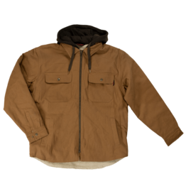 TOUGH-DUCK Sherpa Lined Duck Shirt Tough Duck