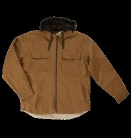 TOUGH-DUCK Sherpa Lined Duck Shirt Tough Duck