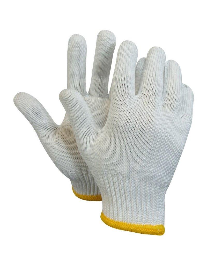 HORIZON Gant tricot Blanc 1/12dz Horizon