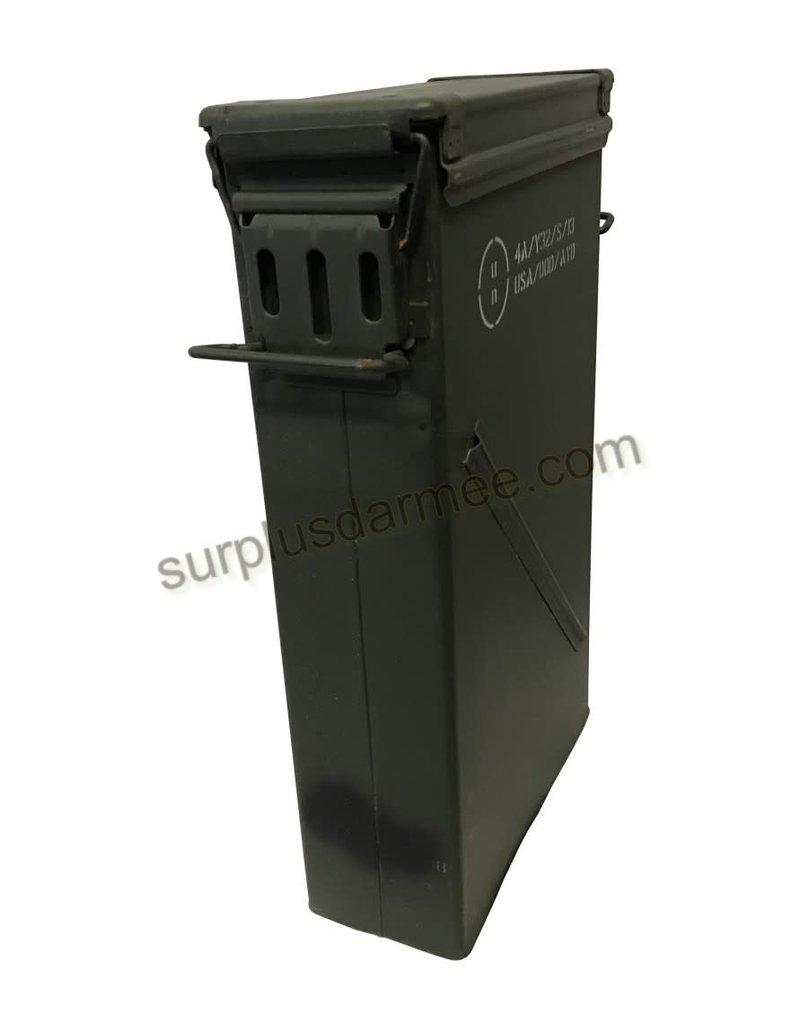 MILCOT Boite Munition Militaire US 22.5 x 5.2 x 13 Usager