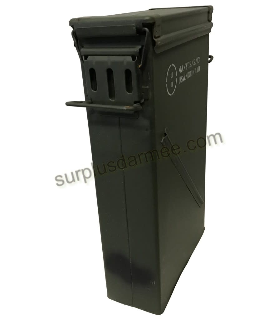 US//BW munitions boîte taille 5 Air et étanche! 44 x 14 x 25 cm Org