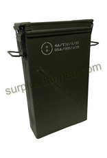MILCOT Military Munition Box US 22.5 x 5.2 x 13 User