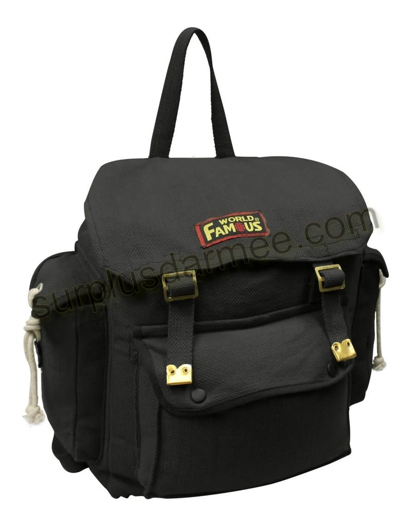 WORLF FAMOUS Backpack 100% Cotton World Famous XL3
