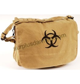 WORLD FAMOUS Biohazard World Famous Shoulder Bag