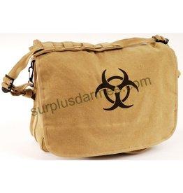 WORLF FAMOUS Biohazard World Famous Shoulder Bag