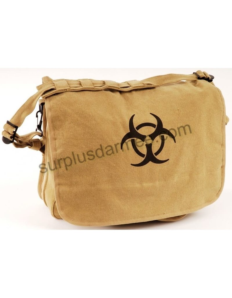 WORLF FAMOUS Biohazard World Famous Shoulder Bag