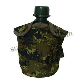 SGS Gourde Style Militaire Cadpat Camo SGS